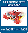 Speed improvement